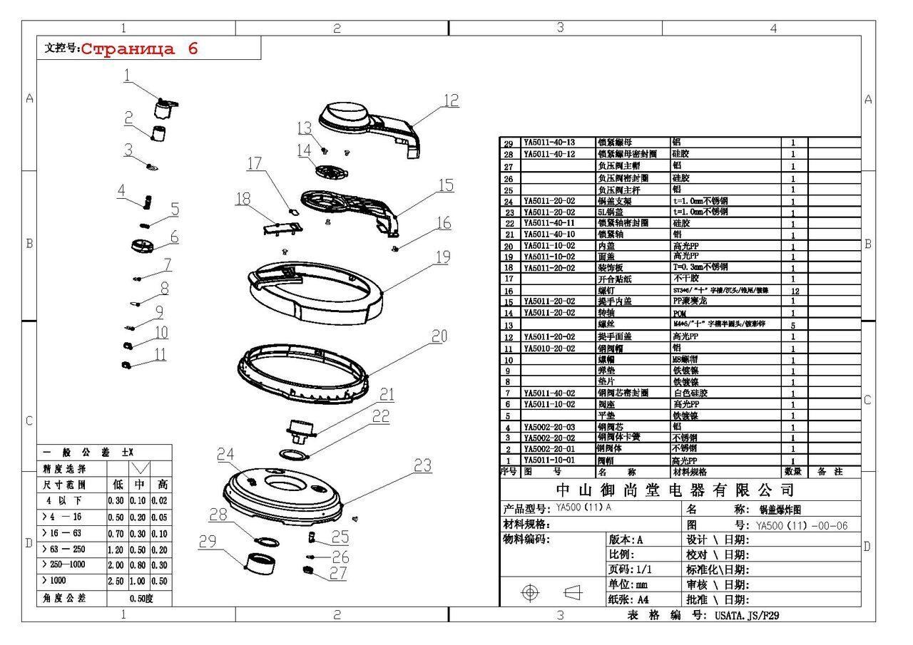 Redmond rmc-m10 схема