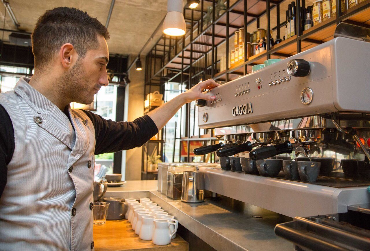 professional coffee machines  repair